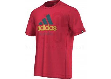 Pes Tee Shirt Performance Adidas Logo M odeQCrxWB