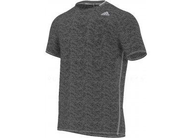 t shirt adidas running homme