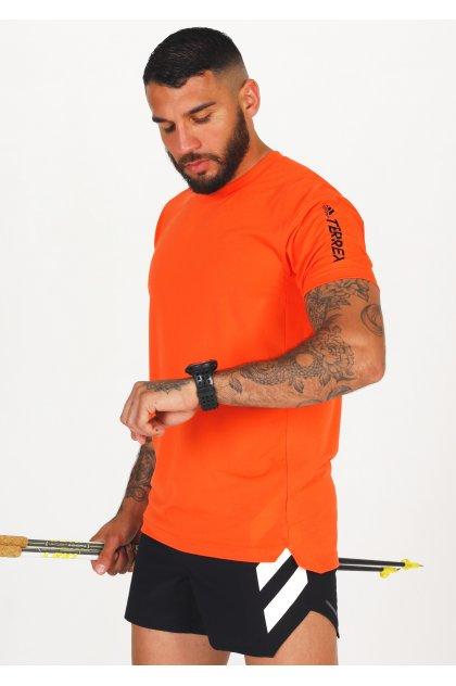 adidas camiseta manga corta Terrex Agravic All-Around