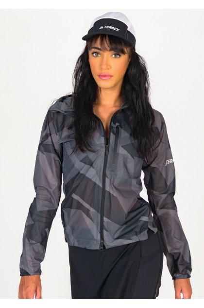 adidas chaqueta Terrex Agravic Graphic 2.5 L