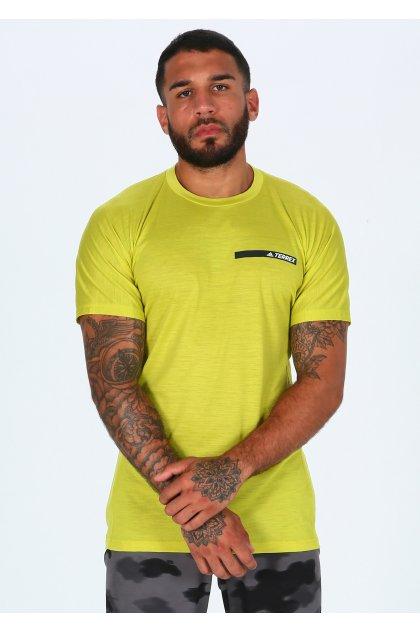 adidas Camiseta manga corta Terrex Agravic