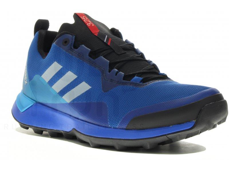 best website 4df92 faa83 adidas Terrex CMTK Gore-Tex M homme Bleu pas cher