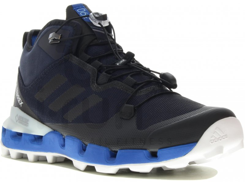 Randonnée Chaussures Gore Surround Fast Terrex Mid Homme Adidas Tex M LjAq4Rc35S