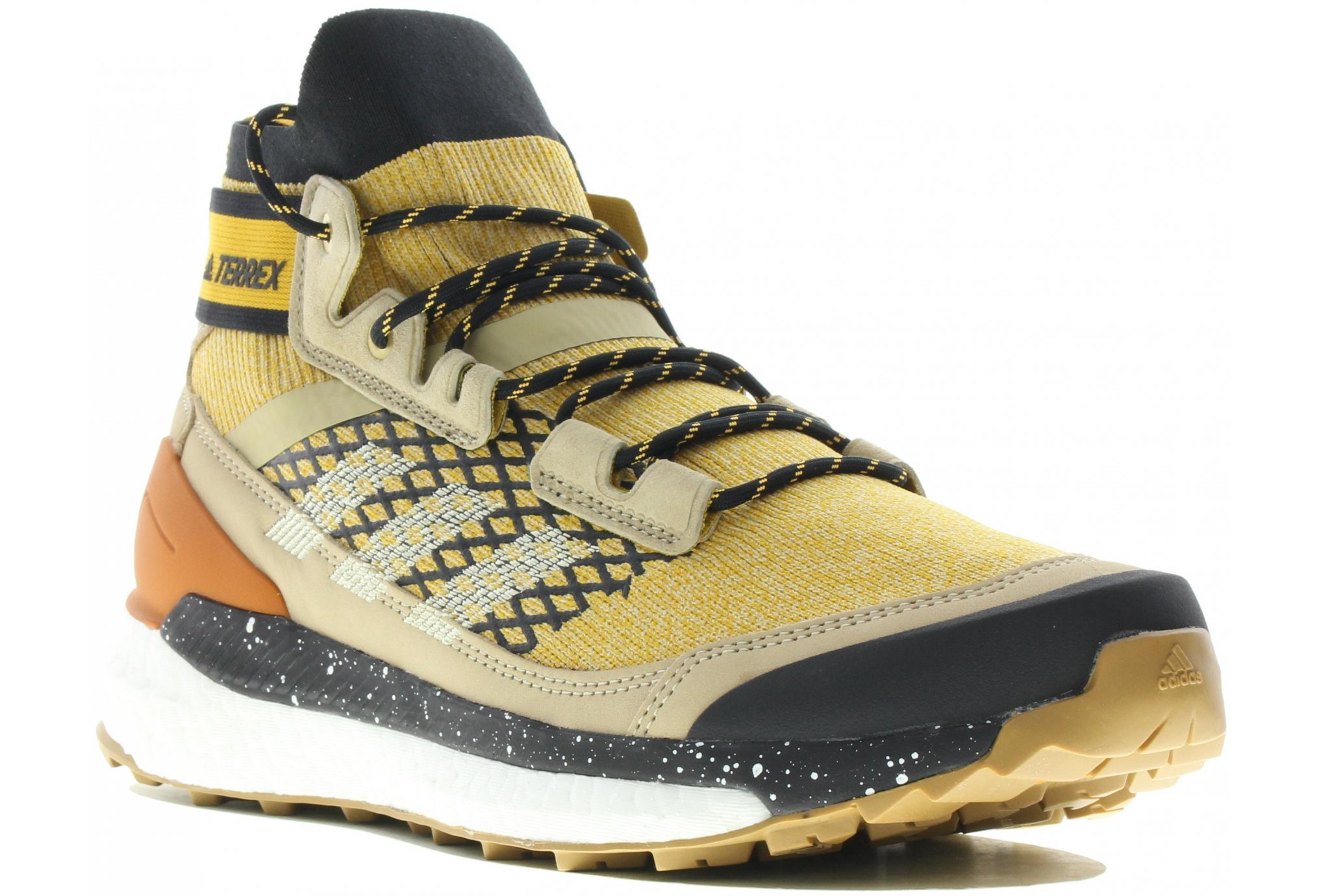 adidas Terrex Free Hiker Blue Chaussures homme
