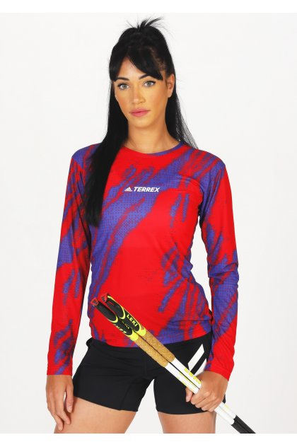 adidas camiseta manga larga Terrex Primeblue Trail