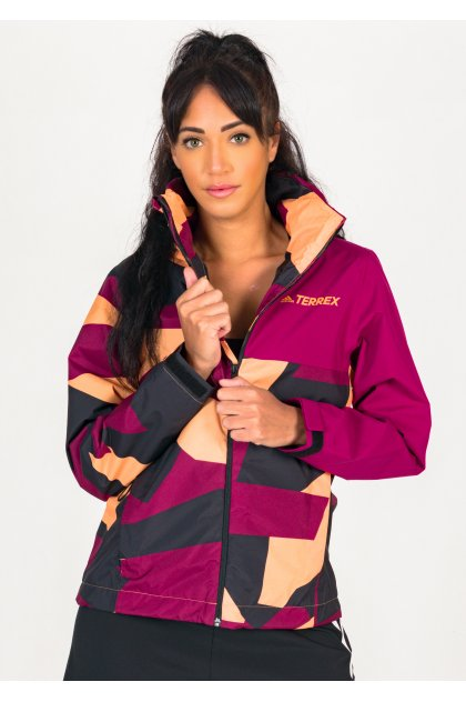 adidas chaqueta Terrex Rain.RDY Primegreen
