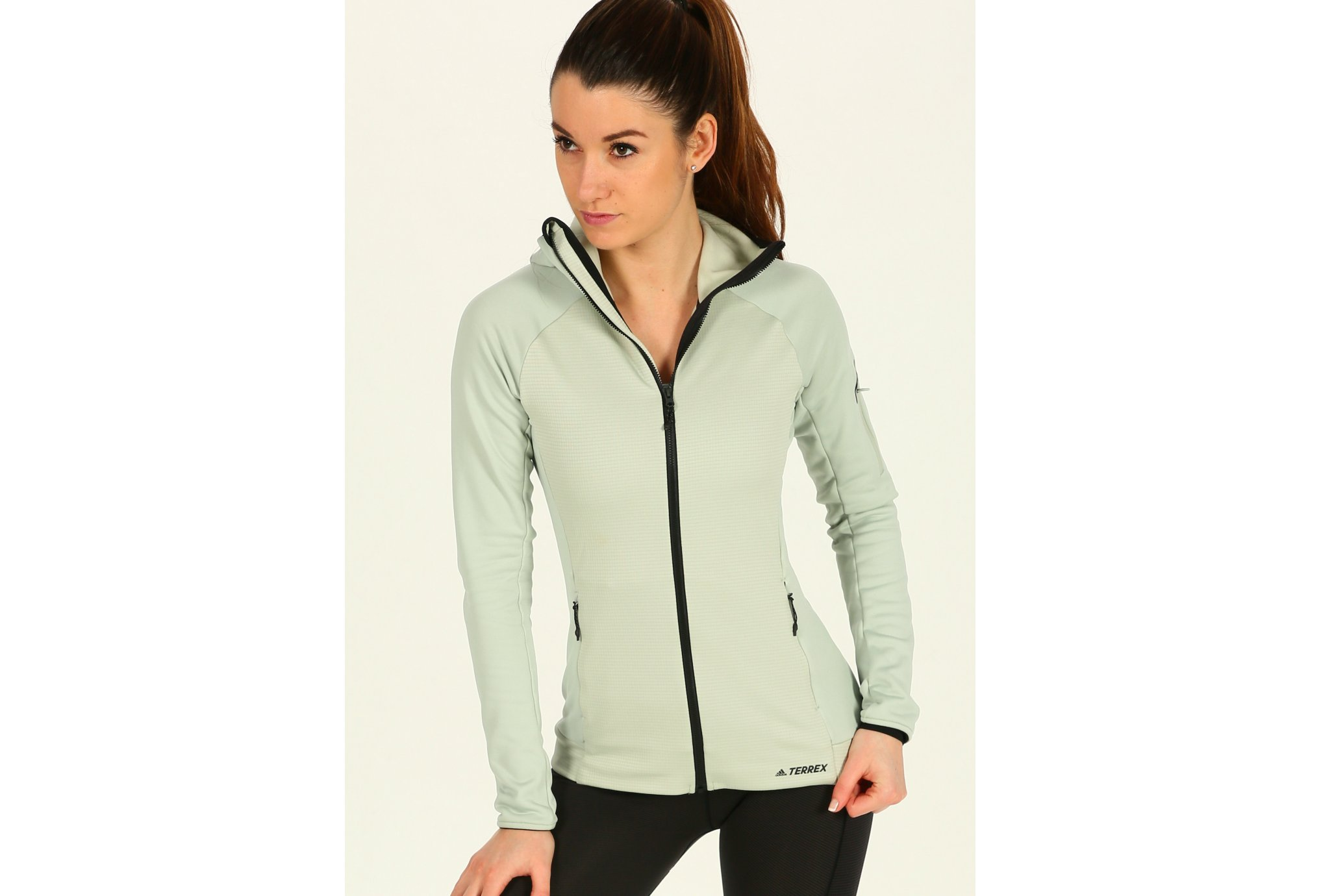 Adidas Terrex stockhorn hooded w vêtement running femme
