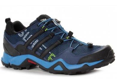 chaussure homme bleu adidas