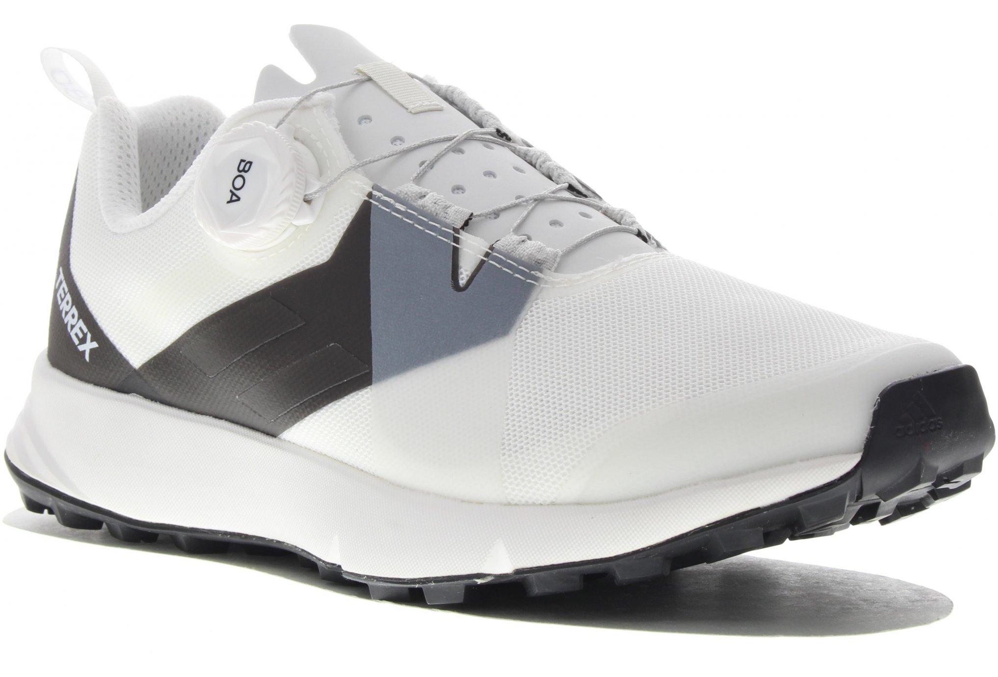 adidas Terrex Two Boa Non Dye déstockage running