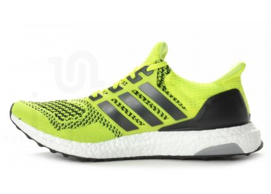 adidas boost jaune