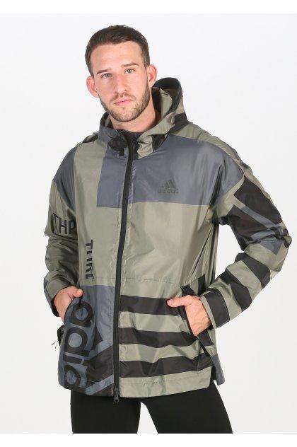 adidas chaqueta Urban WIND.RDY