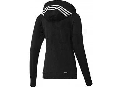 Capuche Training Climacool Adidas À 3 Veste Bandes W roCBxeWQd
