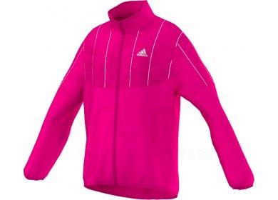 4826a8a818434 adidas Veste Supernova Running Fille pas cher - Vêtements femme ...