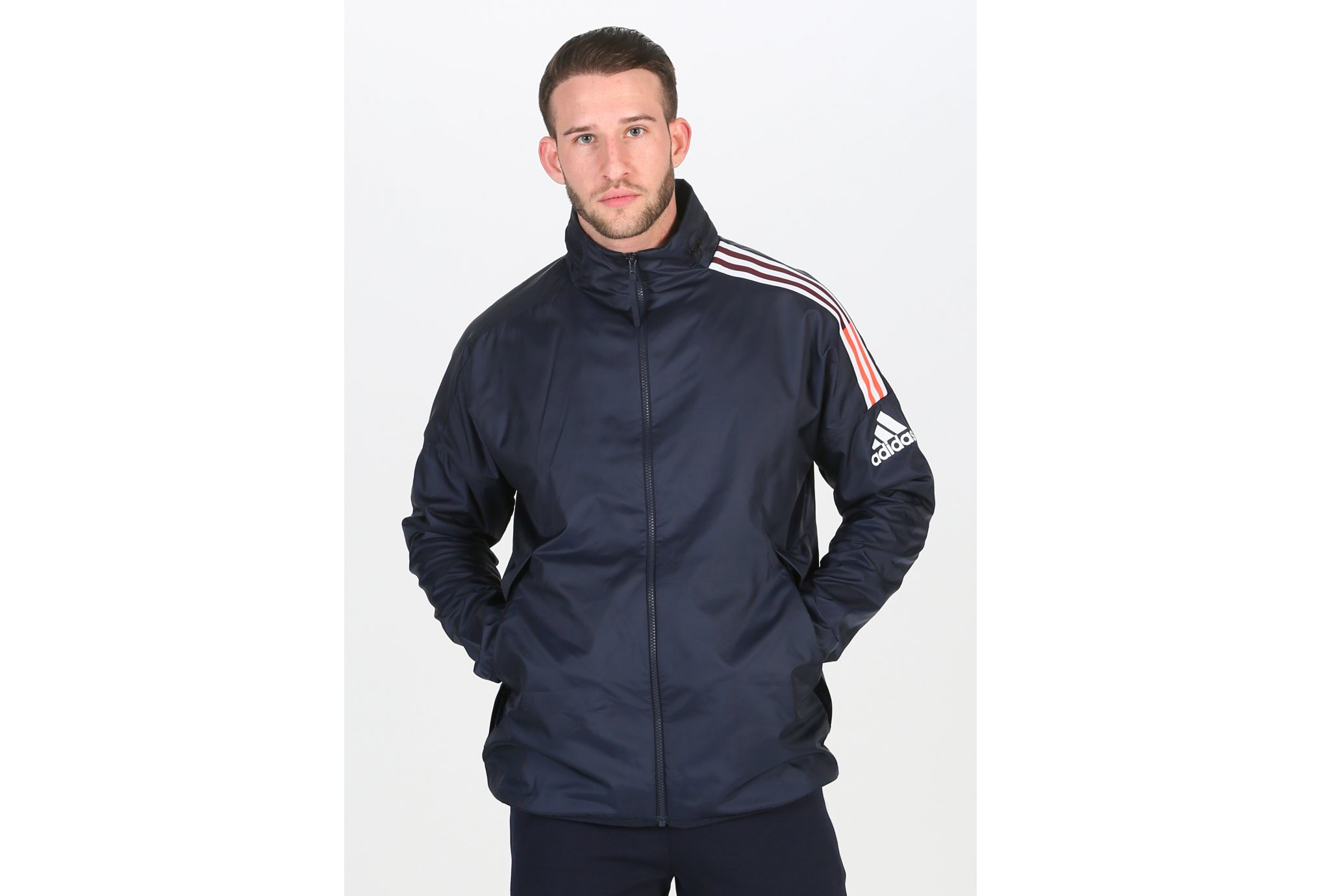 adidas ZNE Windbreaker M vêtement running homme