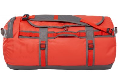 244ced603e The North Face Base Camp Duffel - M Orange pas cher