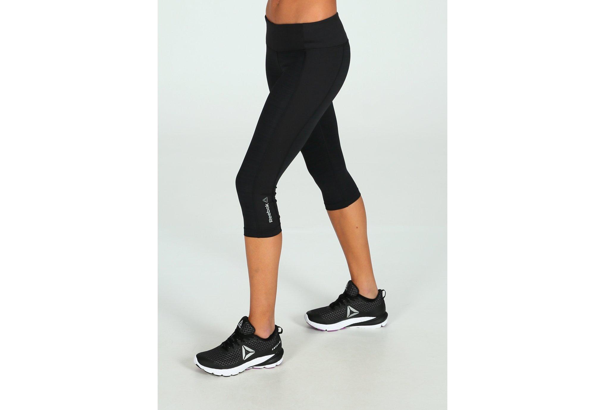 Reebok Capri activchill w vêtement running femme