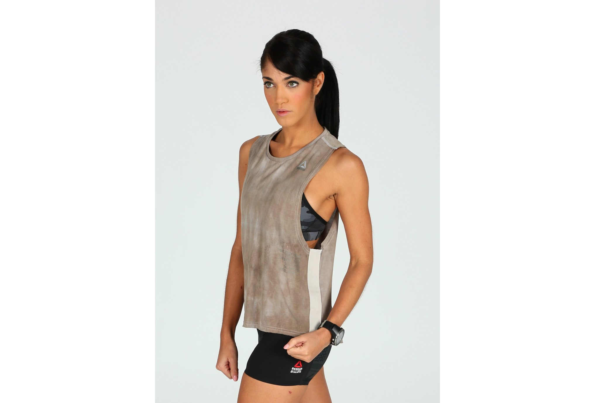 Reebok Combat SprayDye W vêtement running femme