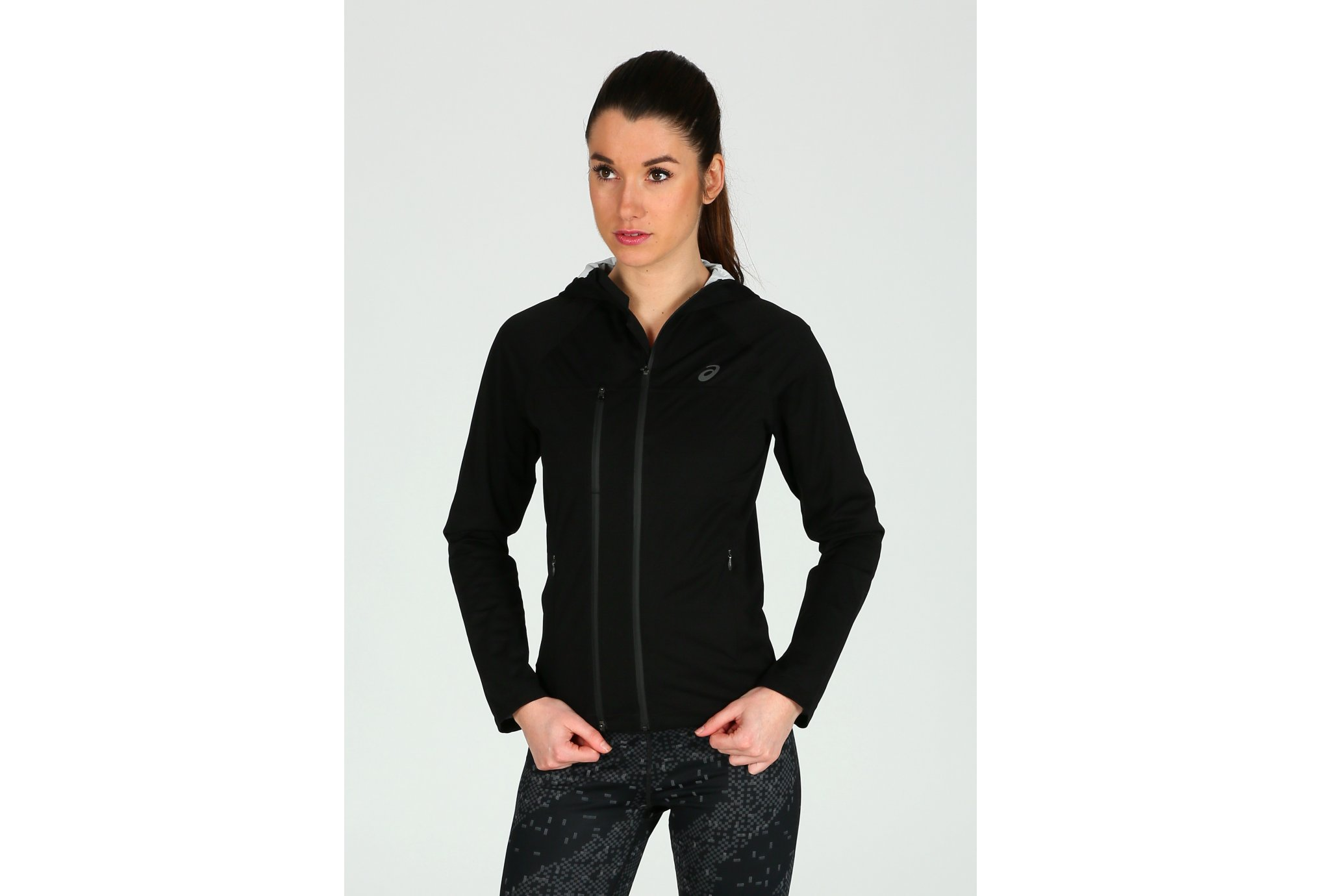 Asics Accelerate jacket w vêtement running femme