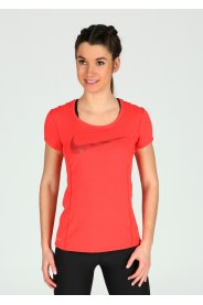 Nike Tee-Shirt Dry Logo Contour W