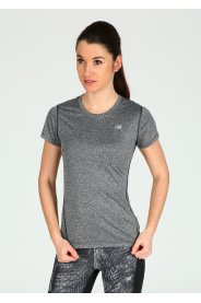 New Balance Tee-shirt Heathered W