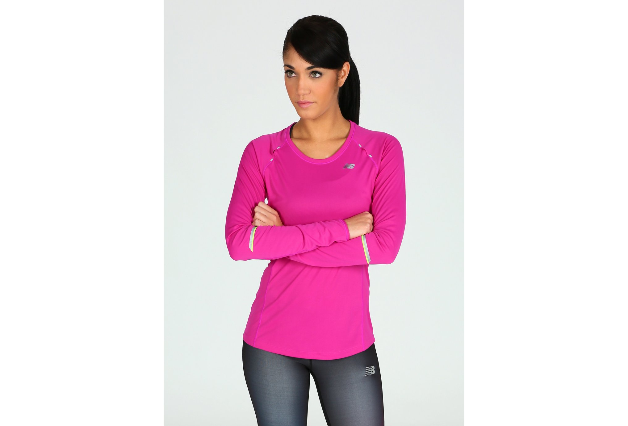 acheter pas cher 1ed68 ce118 La Fortifiée - New Balance Ice W vêtement running femme