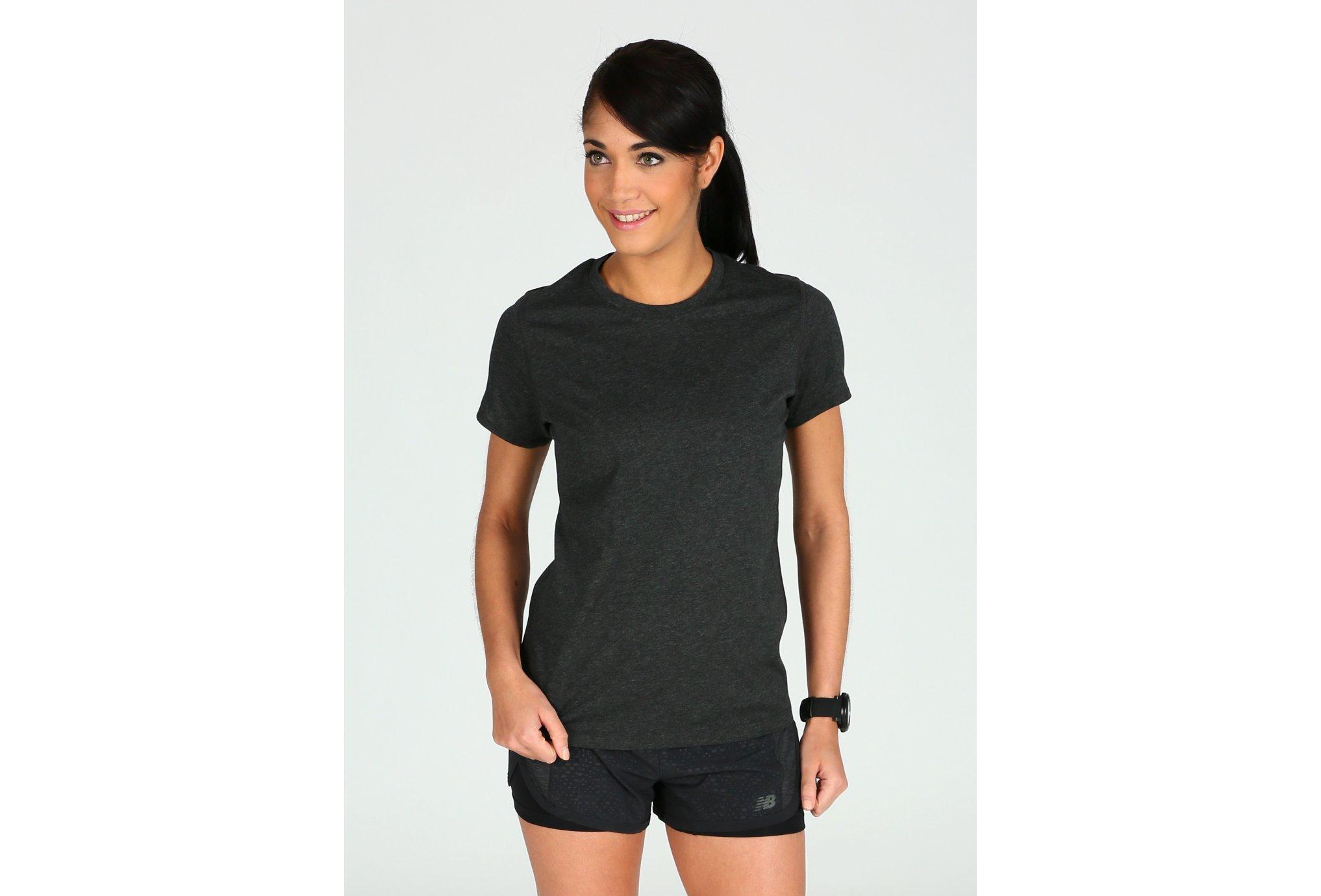 acheter en ligne 7d866 70494 Raid Sénon Aventure - New Balance Heather Tech W vêtement ...