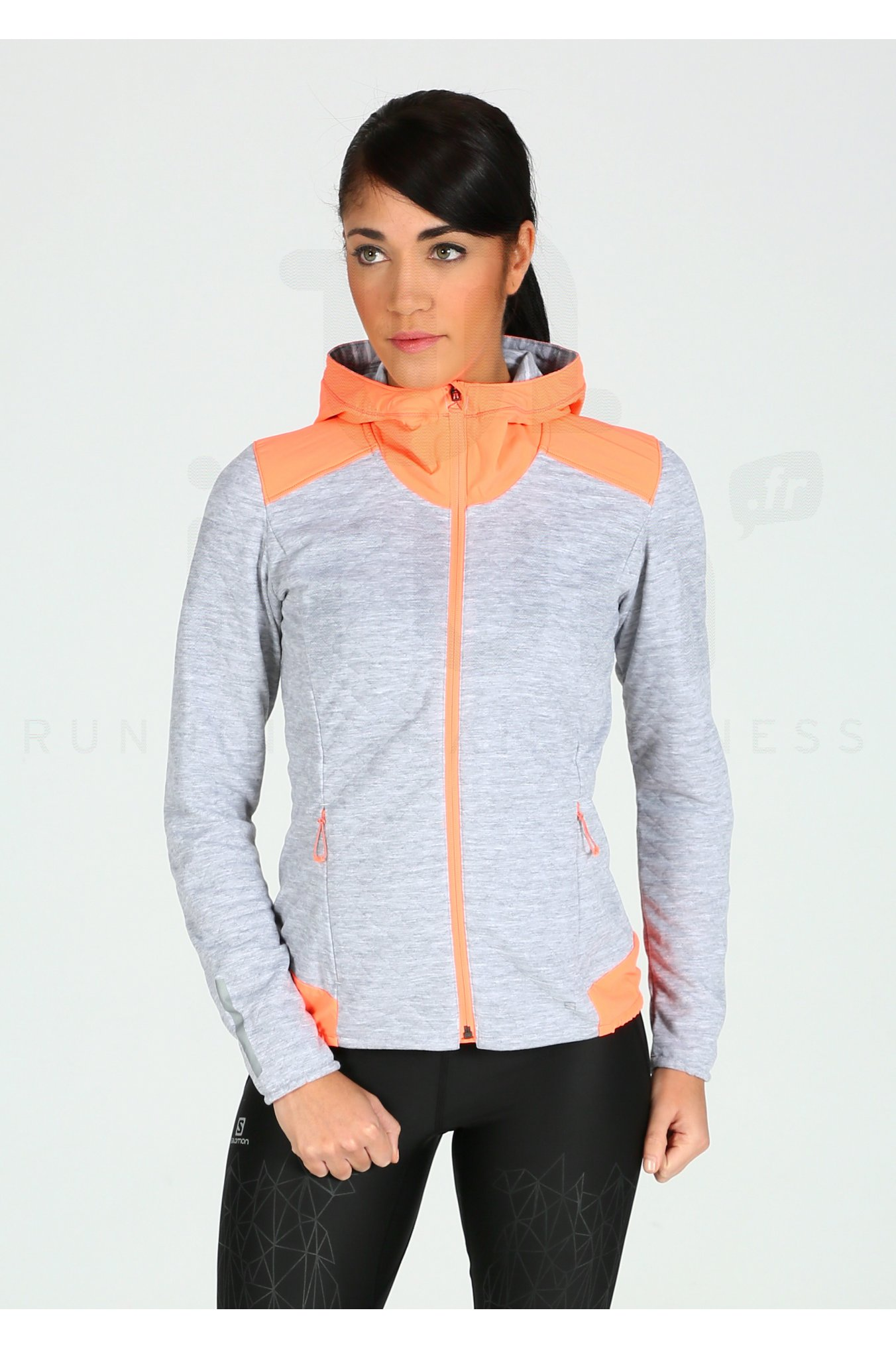 veste running salomon