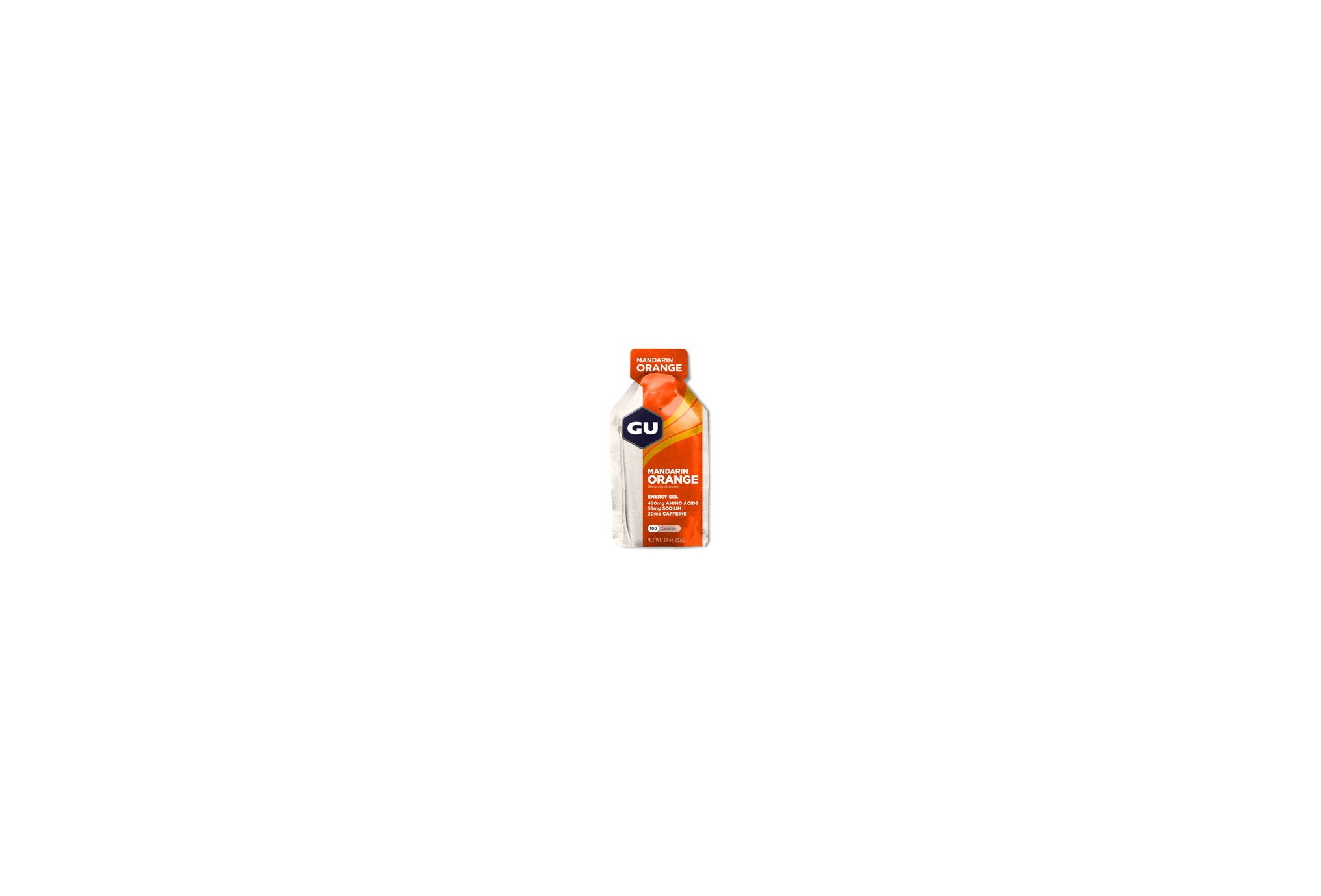 GU Gel Energy - Mandarine/Orange Diététique Gels