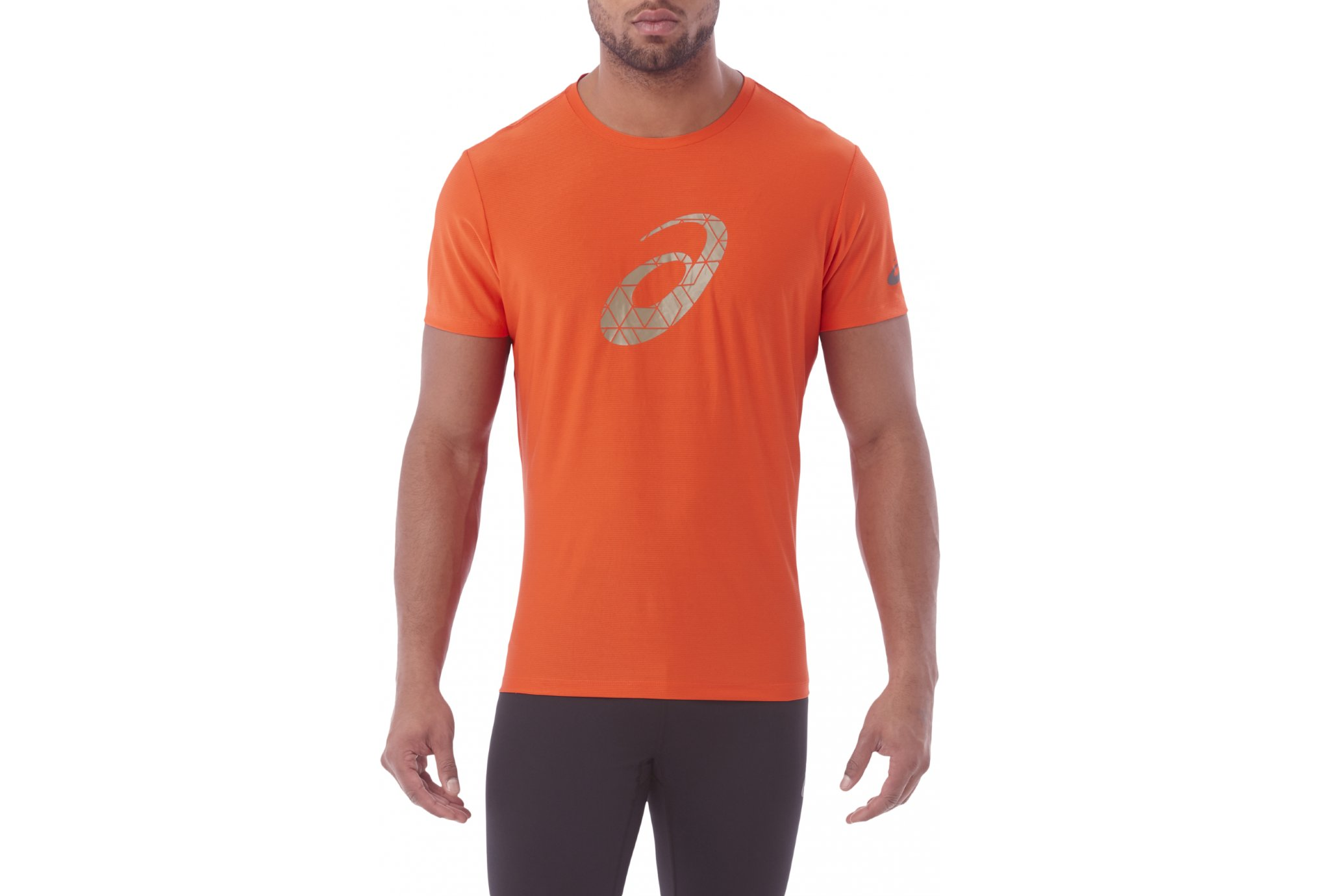 Asics Graphic Top M vêtement running homme