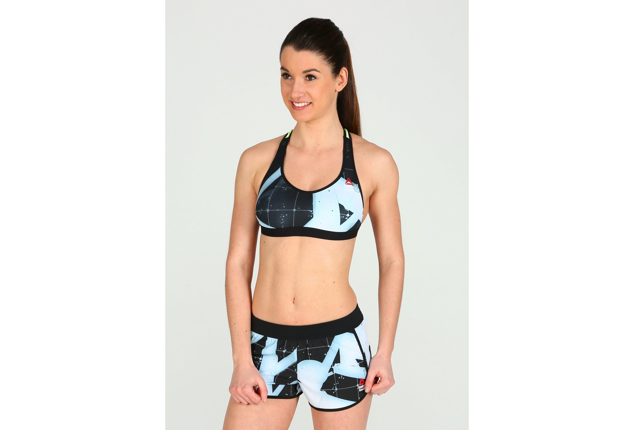 Reebok Crossfit Racer Diététique Vêtements femme