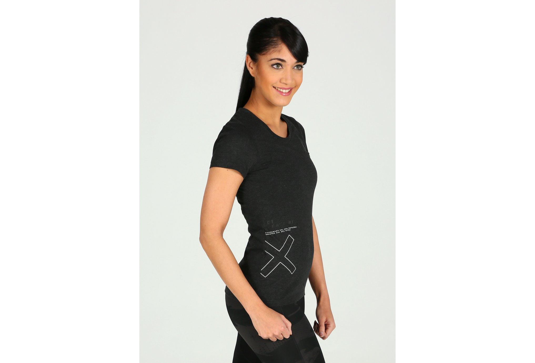 Reebok Crossfit Poly Blend W vêtement running femme