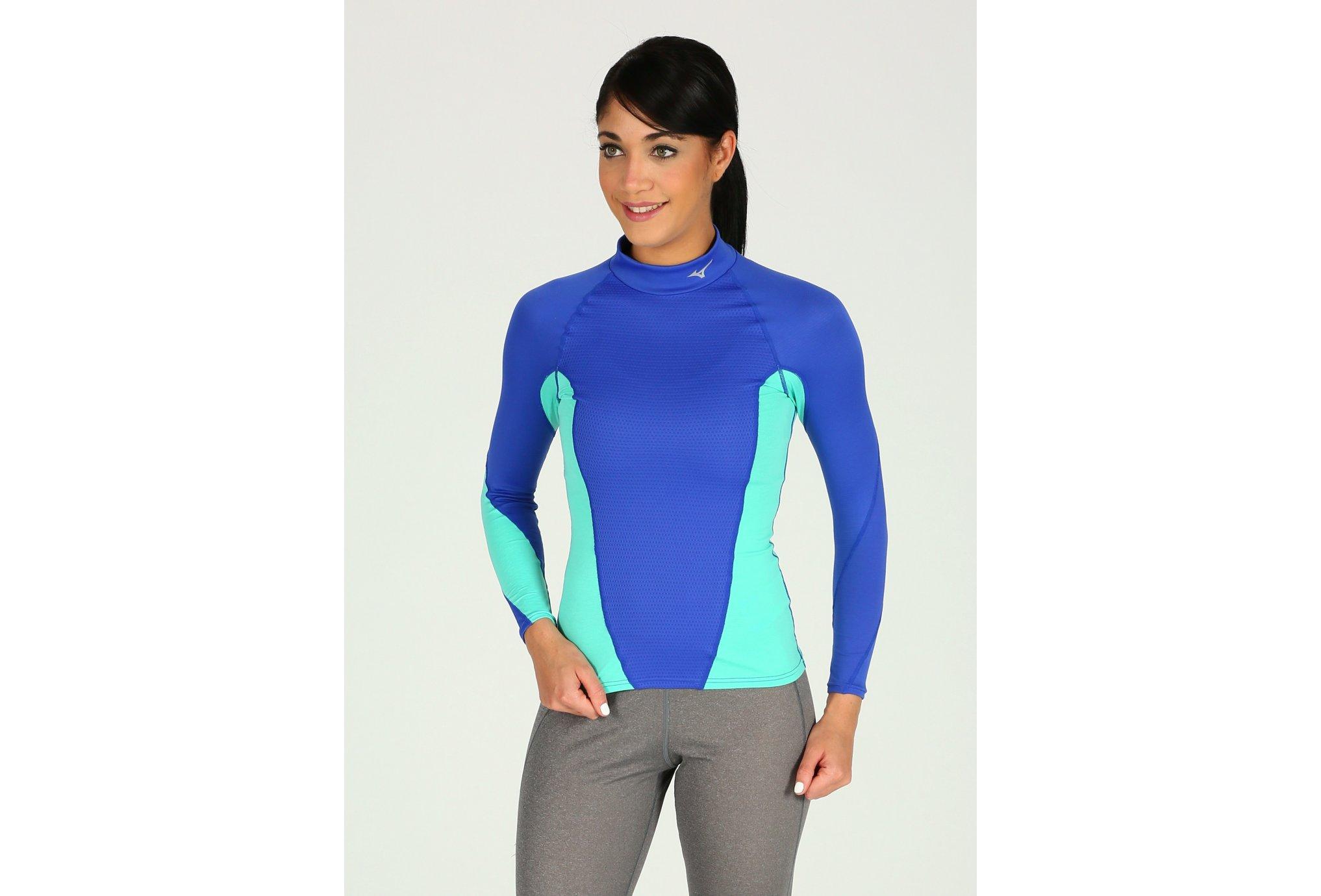 Mizuno Breath Thermo Virtual Body G1 W vêtement running femme