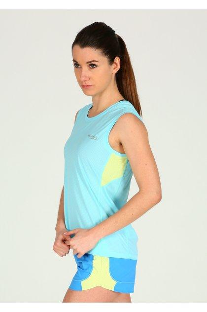Columbia Camiseta sin manga Montrail Titan Ultra