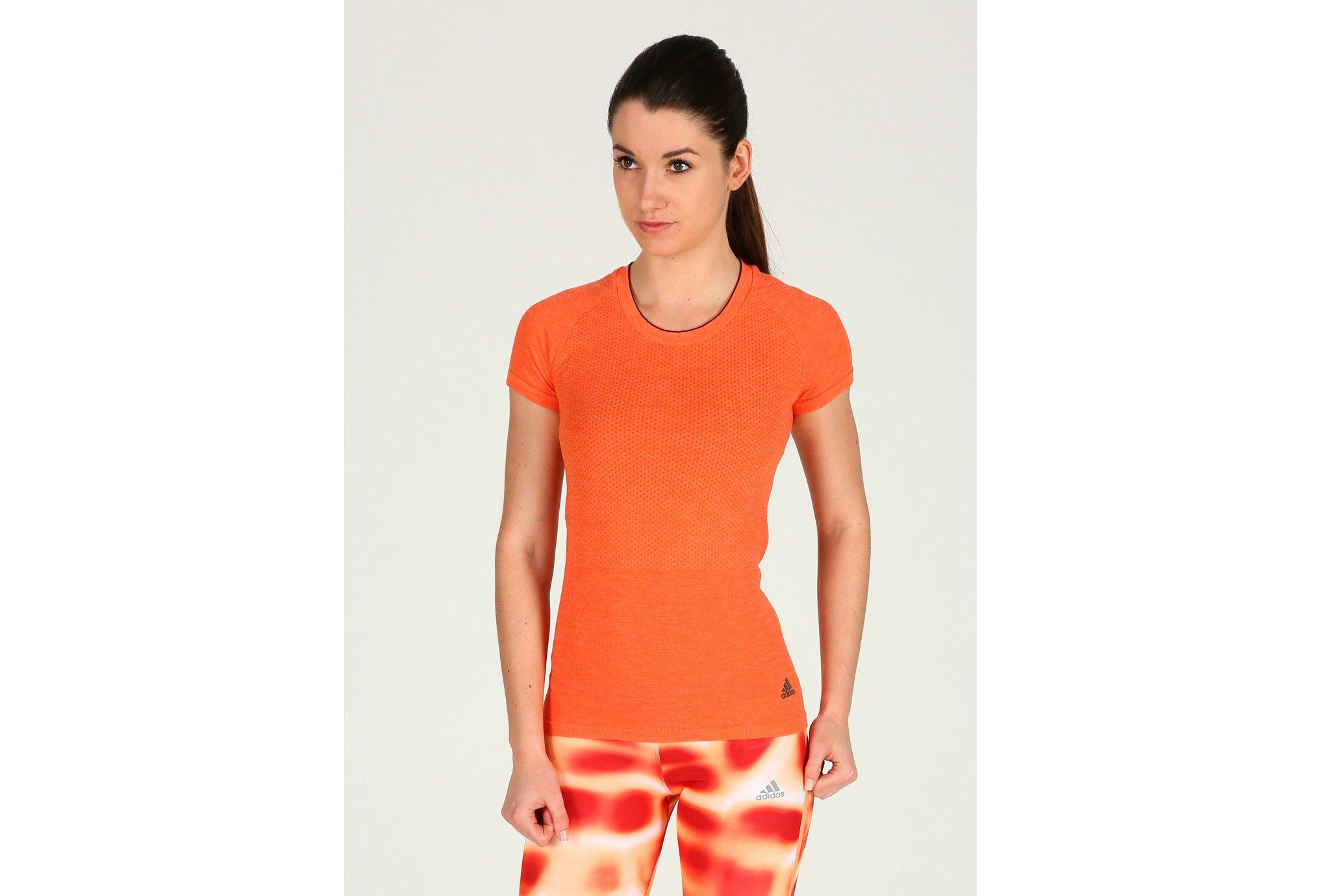 adidas Tee-shirt adistar Primeknit W Diététique Vêtements femme