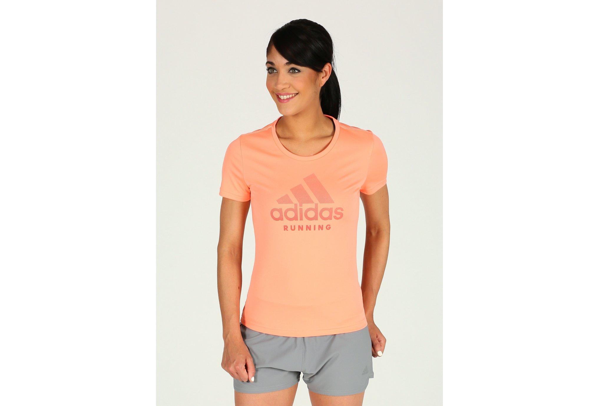 adidas Logo W vêtement running femme