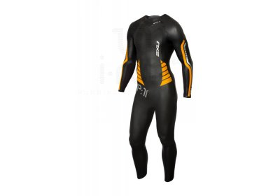 2XU Combinaison P:1 Propel Wetsuit (Black/Flame Orange) M