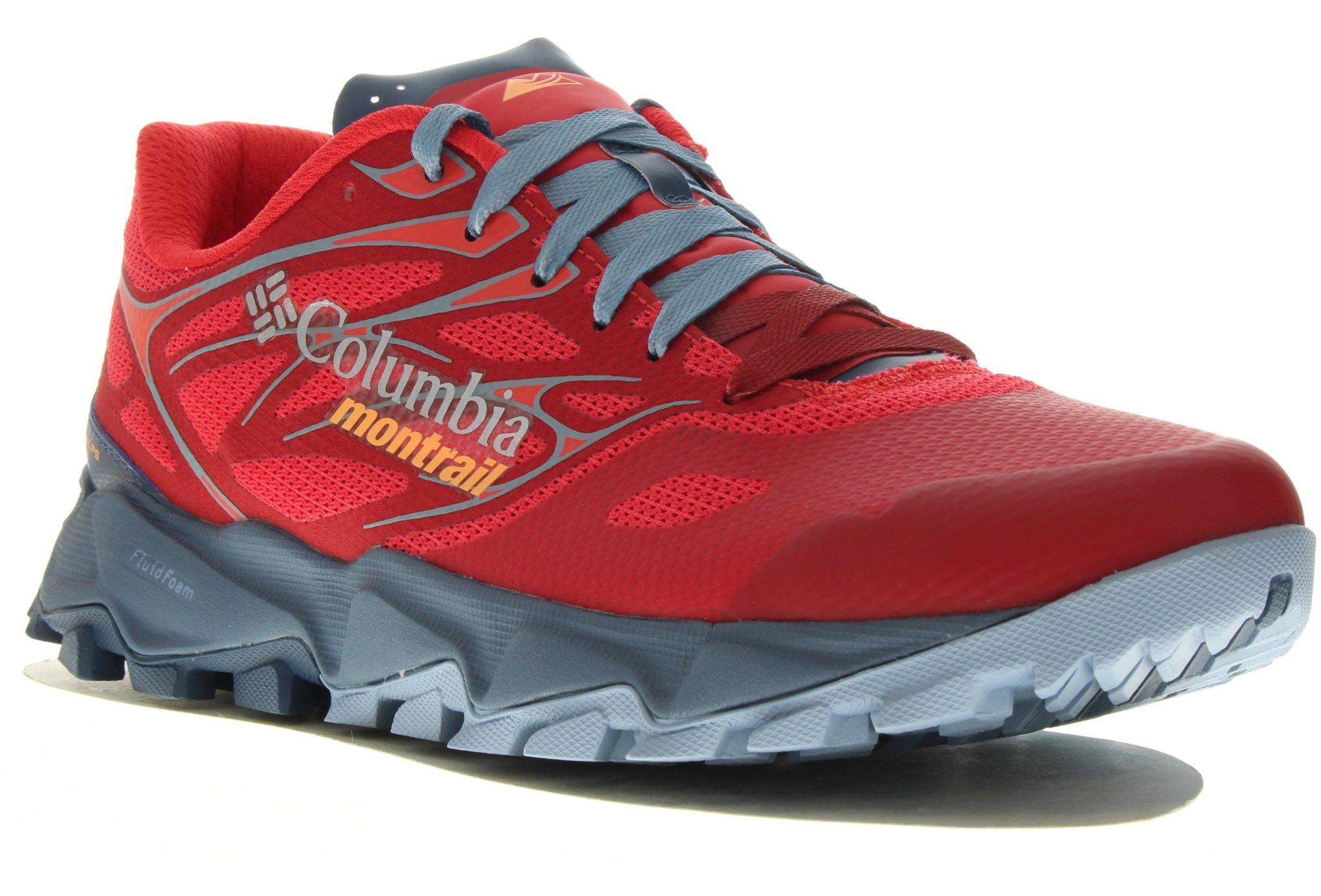 Columbia Montrail Trans Alps II F.K.T. W Diététique Chaussures femme