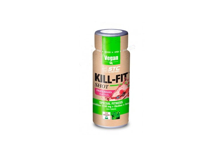 STC Nutrition Kill-Fit Shot Frutos rojos