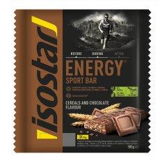 Isostar Barres Energy - Chocolat Céréales