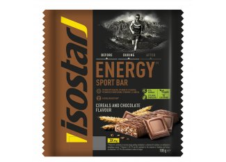 Isostar Barritsa energéticsa High Energy -chocolate