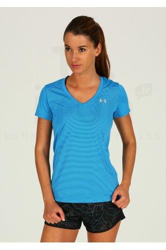 Under Armour Tee-shirt Twist Tech W pas cher - Destockage running ... d9fa90d2b56a