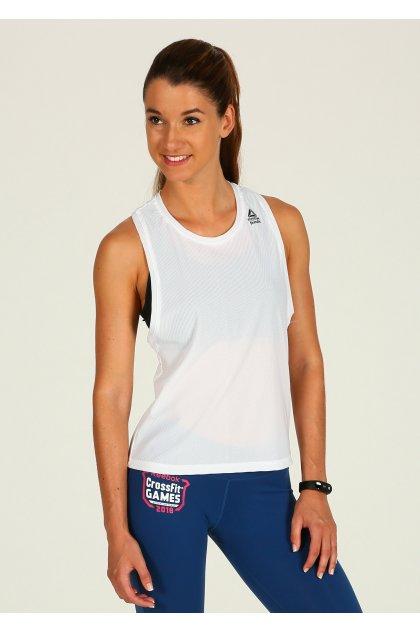 Reebok Camiseta sin mangas CrossFit Jacquard