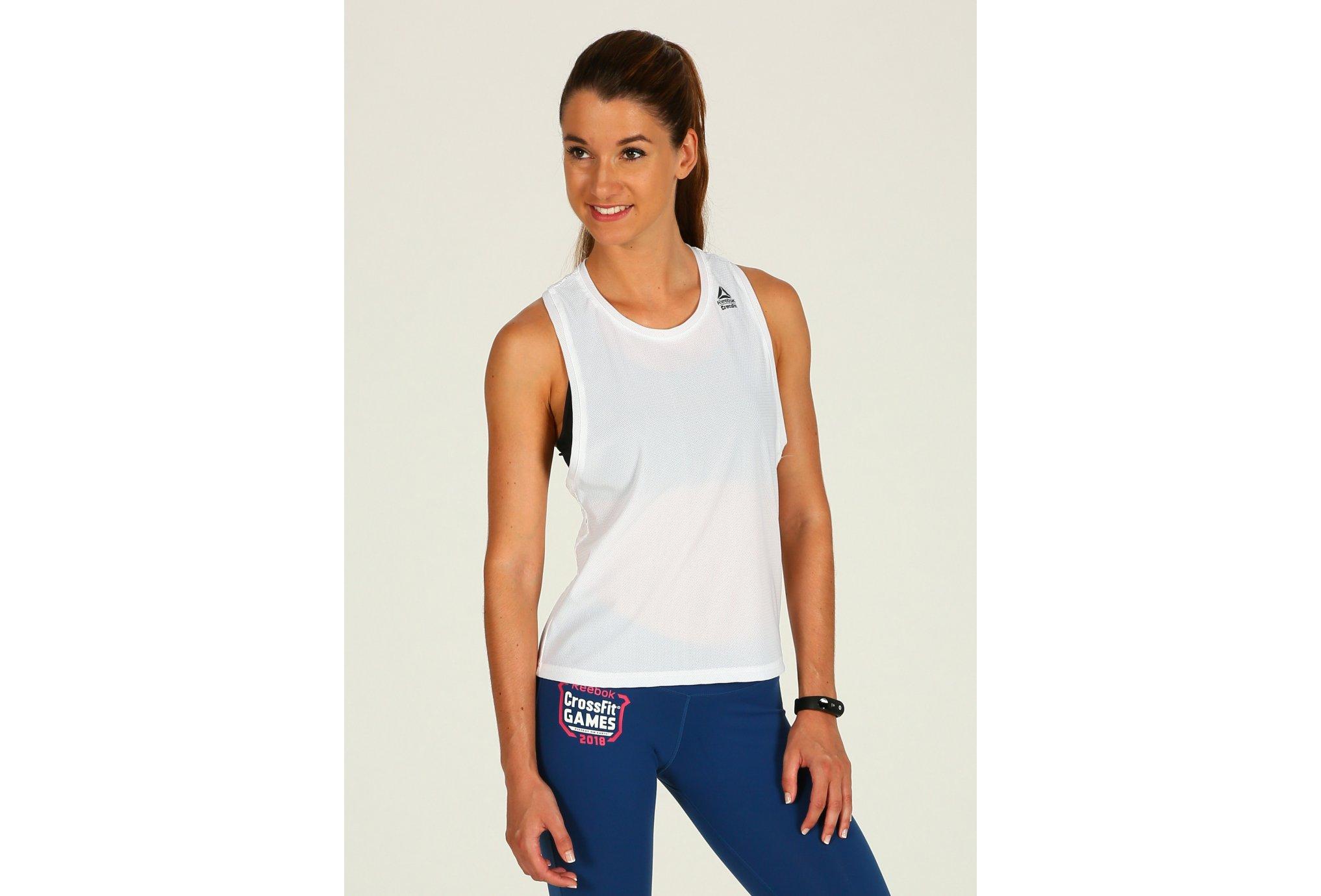 Reebok CrossFit Jacquard W vêtement running femme