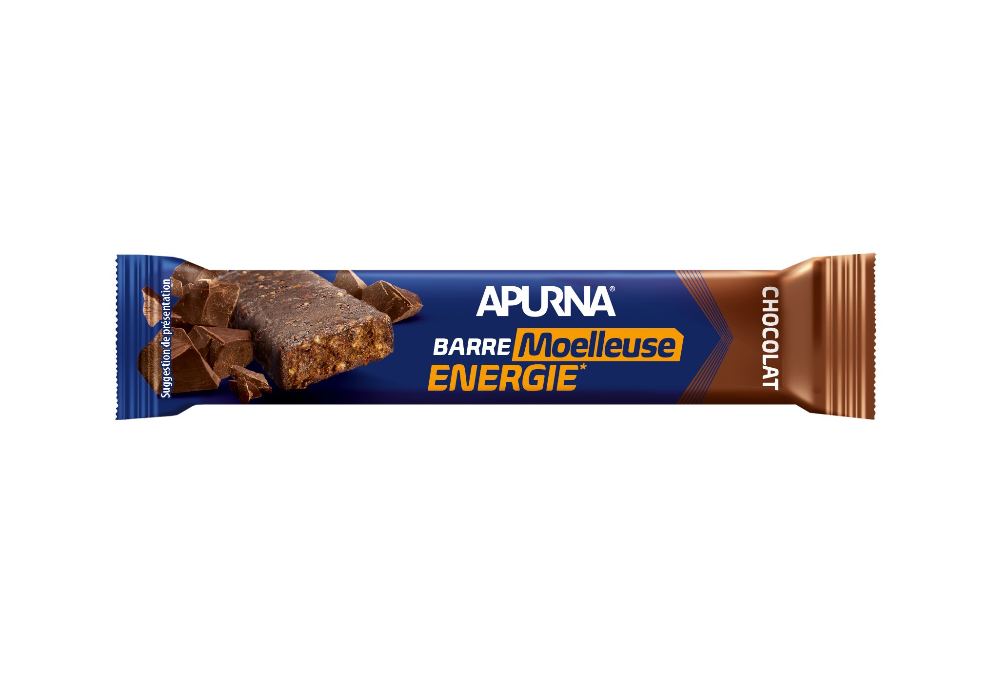 Apurna Barre énergétique - Chocolat Diététique Barres