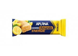 Apurna Barra energética - Limón / Almendras