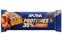 Apurna Barre Protéinée - Crunchy Caramel