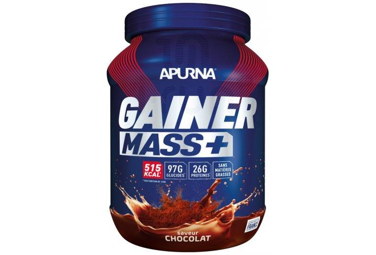 Apurna Gainer Mass+ - Chocolat 1.1 Kg