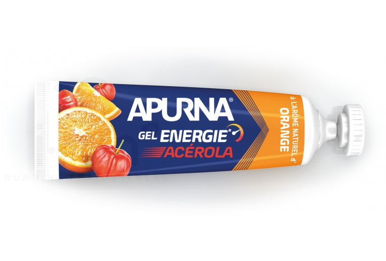 Apurna Gel Energie Acérola - Orange