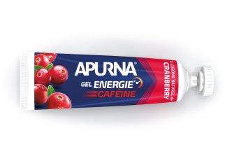 Apurna Gel energético Cafeína-Cranberry
