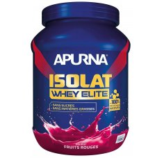 Apurna Isolat Whey Elite 720 g - Fruits Rouges
